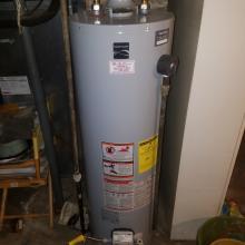 Gas Water Heater