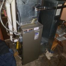 Newer Gas F/A Furnace