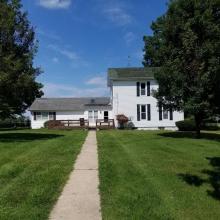 House south side